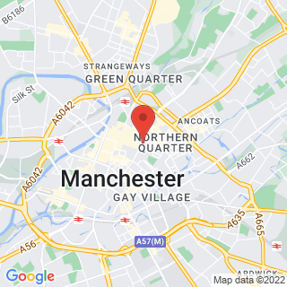 Escape Games Manchester, High Street Location Map