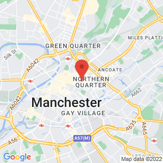 Escape Games Manchester, Church Street Location Map