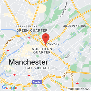 Escape Games Manchester  Location Map