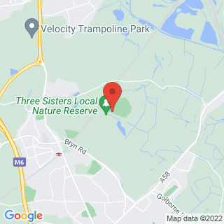Karting Wigan Location Map