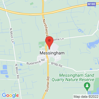 Paintball Scunthorpe - Messingham Location Map