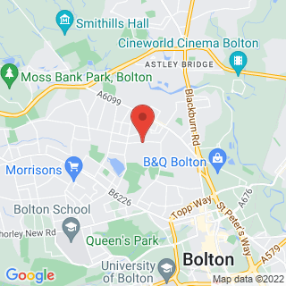 Scuba Diving Bolton Location Map