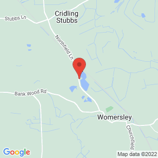 4x4 Off Roading Doncaster - Womersley Location Map