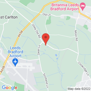 Axe Throwing Horsforth  Location Map