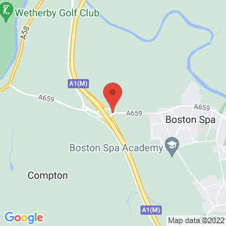 Escape Games Wetherby Location Map