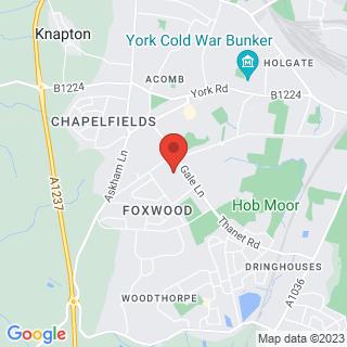 Bubble Football Foxwood Location Map