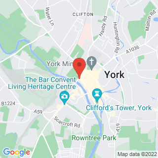 Escape Games York  Location Map