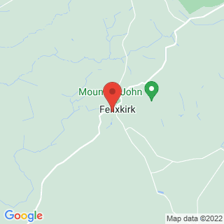 4x4 Off Roading Thirsk Location Map