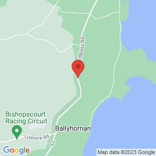 Rally Belfast Location Map
