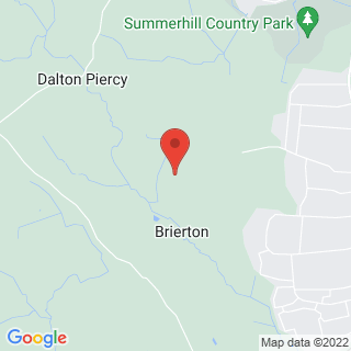 Clay Pigeon Shooting Billingham, County Durham Location Map