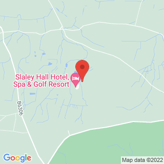 Paintball Hexham Location Map