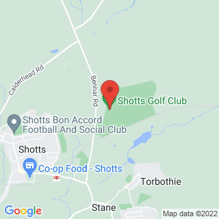 Paintball Shotts Location Map