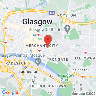 Escape Games Glasgow - Merchant Square Location Map
