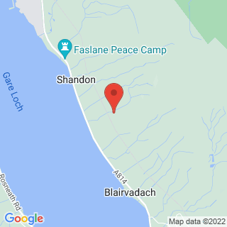 4x4 Off Roading Helensburgh, Argyll & Bute  Location Map