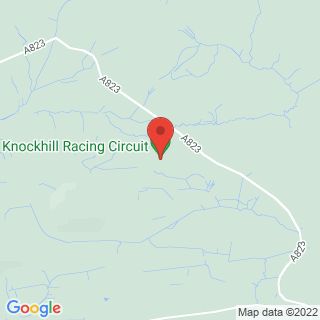 Karting Dunfermline, Fife Location Map