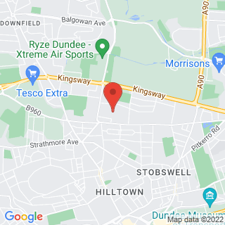 Escape Games Dundee  Location Map