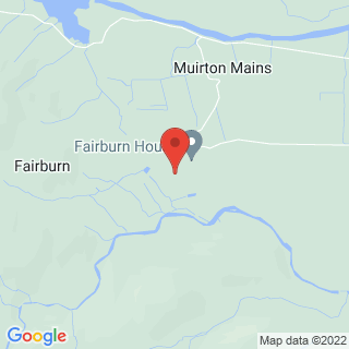 Zorbing Muir Of Ord, Ross-shire Location Map
