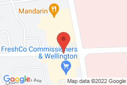 Map of 641 Commissioners Rd E, Unit 105, London, Ontario - Doctors Walk-In Medical Clinic - Doctors Walk-In Medical Clinic