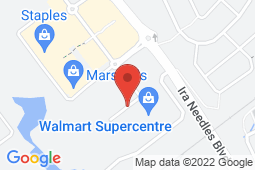 Map of 100 The Boardwalk, Kitchener, Ontario - K-W Walk-In Clinic - K-W Walk-In Clinic