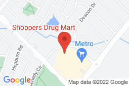 Map of 1010 Kennedy Circle, Unit 1D, Milton, Ontario - Thompson Walk-In and Medical Clinic - Thompson Walk-In and Medical Clinic