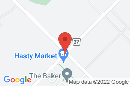 Map of 403 Arkell Rd, Unit 4, Guelph, Ontario - Arkell Walk-in Medical Clinic - Arkell Walk-in Medical Clinic