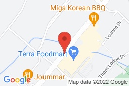 Map of 2458 Dundas St W, Unit 13B0, Mississauga, Ontario - Woodchester Walk-In Clinic and Family Practice - Woodchester Walk-In Clinic and Family Practice