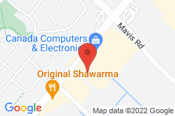 Map of 720 Burnhamthorpe Rd W, Unit 4, Mississauga, Ontario - New Best Care Medical Centre - New Best Care Medical Centre