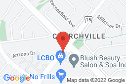 Map of 80 Clementine Dr, Brampton, Ontario - West Brampton Clinic - West Brampton Clinic