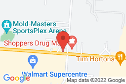 Map of 308 Guelph St, Georgetown, Ontario - Alpha Care Pharmacy And Medical Centre - Alpha Care Pharmacy And Medical Centre