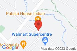 Map of 305 Royal West Dr, Brampton, Ontario - Royal West Medical - Royal West Medical