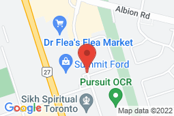Map of 56 Westmore Drive, Unit 103, Etobicoke, Ontario - Westmore Wellness Medical Centre - Westmore Wellness Medical Centre