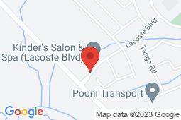 Map of 60 Lacoste Blvd, Brampton, Ontario - Lacoste Walk in Clinic - Lacoste Walk in Clinic