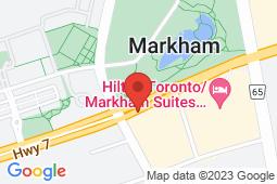 Map of 3603 York Regional Rd 7, Markham, Ontario - Appletree Medical Group Markham - Appletree Medical Group