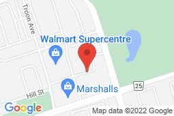 Map of 1900 Major Mackenzie Drive, Vaughan, Ontario - Maple Walk-In And Family Practice - Maple Walk-In And Family Practice
