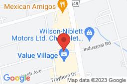 Map of 10660 Yonge St, Unit 2, Richmond Hill, Ontario - York Medical Clinics Richmond - York Medical Clinics