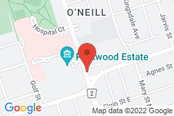 Map of 247 Simcoe St N, Suite 101, Oshawa, Ontario - Medical Trust Clinic - Medical Trust Clinic
