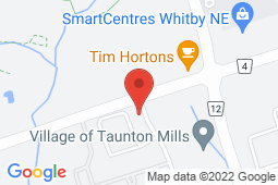 Map of 3910 Brock St North Unit 4, Whitby, Ontario - Whitby Medical Walk-In Clinic - Whitby Medical Walk-In Clinic