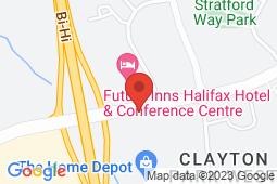 Map of 366 Lacewood Drive, Halifax, Nova Scotia - Regency Park Family Practice - Regency Park Family Practice
