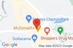 Map of 278 Lacewood Drive, Halifax, Nova Scotia - Clayton Park Medical Clinic - Clayton Park Medical Clinic