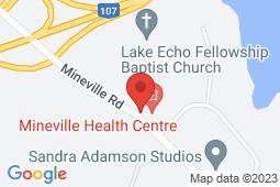 Map of 4 Peter Court, Mineville, Nova Scotia - Mineville Medical Centre - Mineville Medical Centre