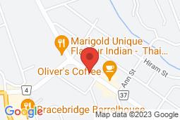 Map of 230 Manitoba St, Bracebridge, Ontario - South Muskoka Medical Centre - South Muskoka Medical Centre