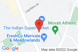 Map of 1595 Merivale Rd, Ottawa, Ontario - Appletree Medical Clinic Merivale Rd - Appletree Medical Group