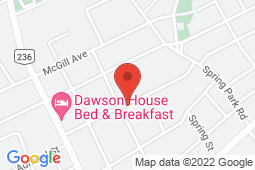 Map of 1 Rochford St, Charlottetown, Prince Edward Island - Richmond Centre - Richmond Centre