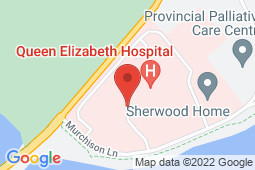 Map of 60 Riverside Dr PO Box 6600, Charlottetown, Prince Edward Island - QEH X-ray Department - PEI X-ray Department