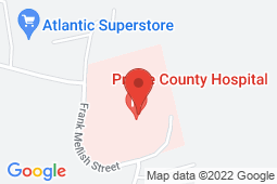 Map of 65 Roy Boates Ave PO Box 3000, Summerside, Prince Edward Island - PCH X-ray Department - PEI X-ray Department