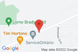Map of 3098 Falconbridge Hwy, Garson, Ontario - Garson After Hours Walk In Clinic - Garson After Hours Walk In Clinic