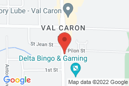 Map of 3140 Hwy 69, Unit 18A, Val Est Mall, Ontario - Val Est Medical Walk in Clinic - Val Est Medical Walk in Clinic