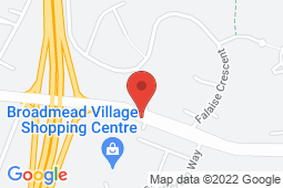 Map of 140 - 777 Royal Oak DR, Victoria, British Columbia - Broadmead Village - Care Point Medical Centers