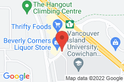 Map of 2763 Beverly Street, Duncan, British Columbia - Beverly Medical Clinic - Beverly Medical Clinic