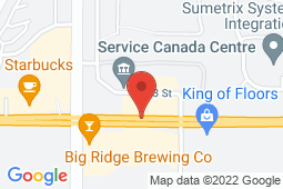 Map of 15325 56th Avenue, Surrey, British Columbia - Sullivan Medical Clinic - Sullivan Medical Clinic